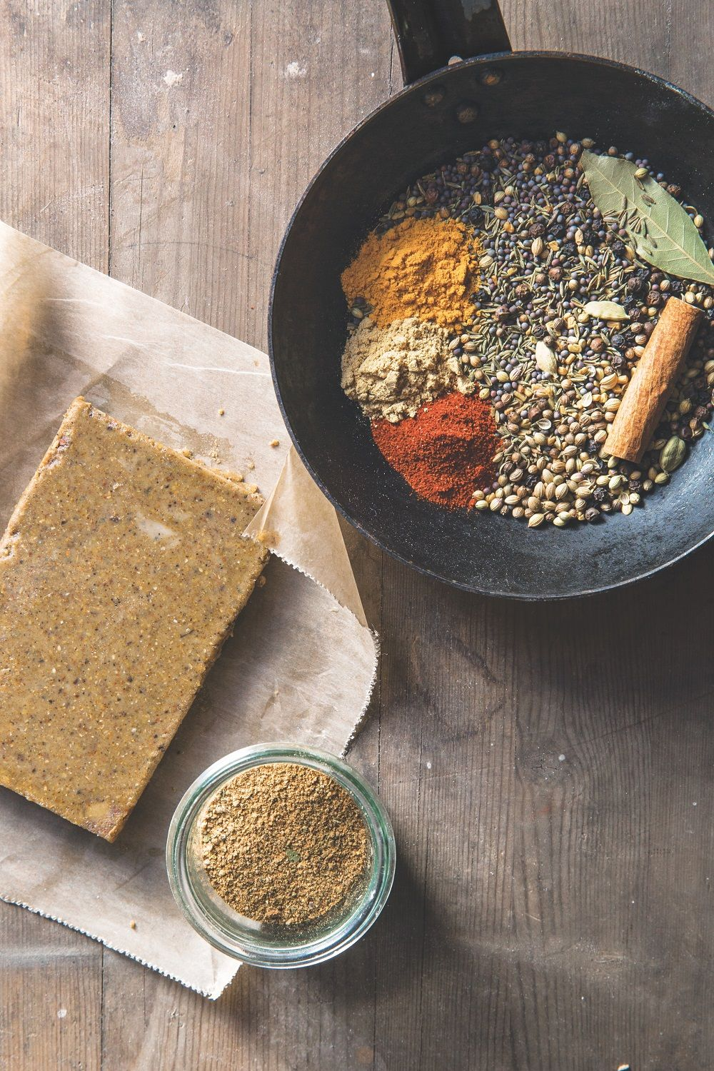 Japanese Curry Powder Japanese Curry Curry Chicken Brick Recipe