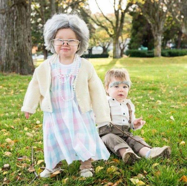 These Halloween Treat & Costume Ideas Are Sheer Genius