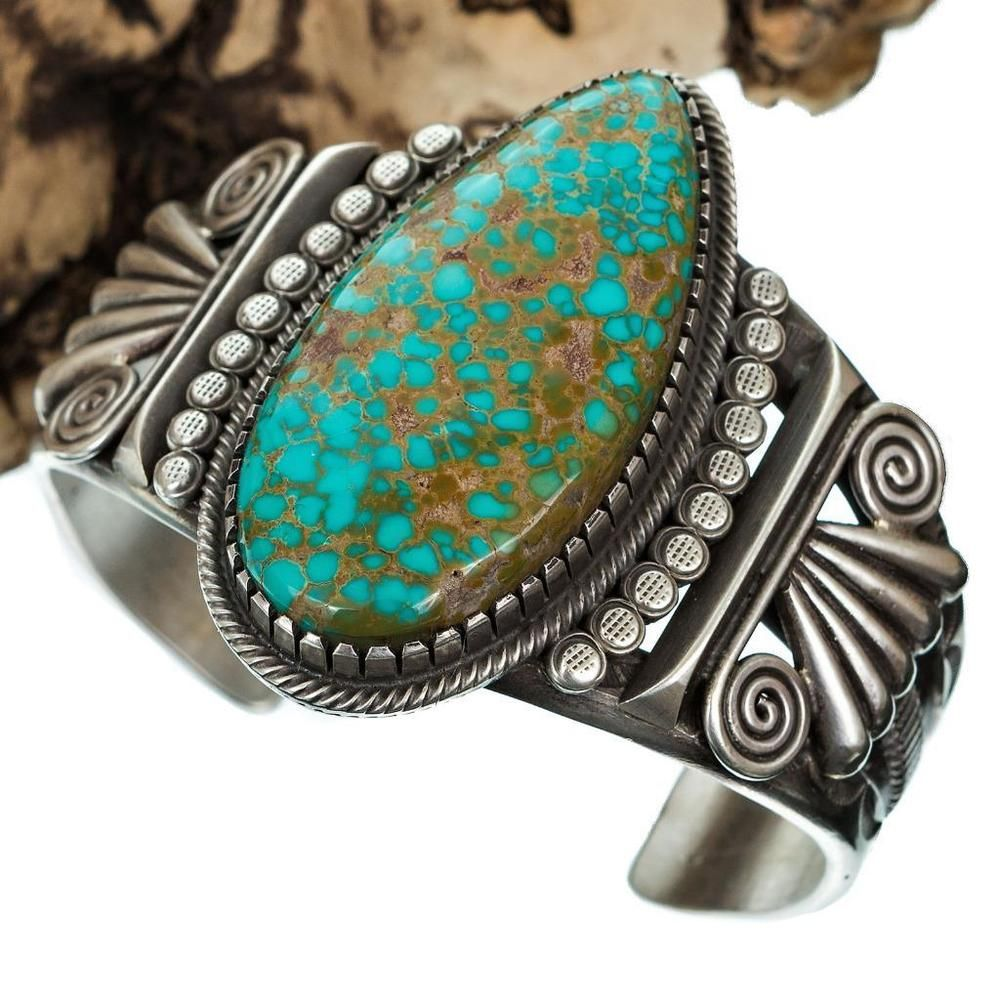 ray american cuff beauty native navajo product jewelry bennett turquoise by artist bracelet sleeping