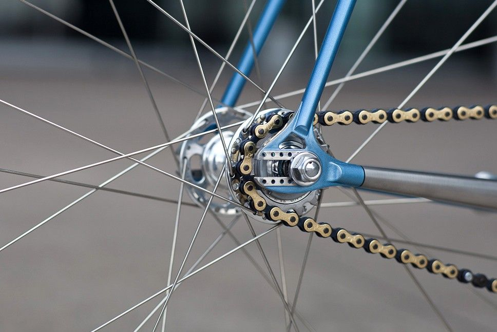 Izumi nice drop out Track bike, Bike, Bike parts