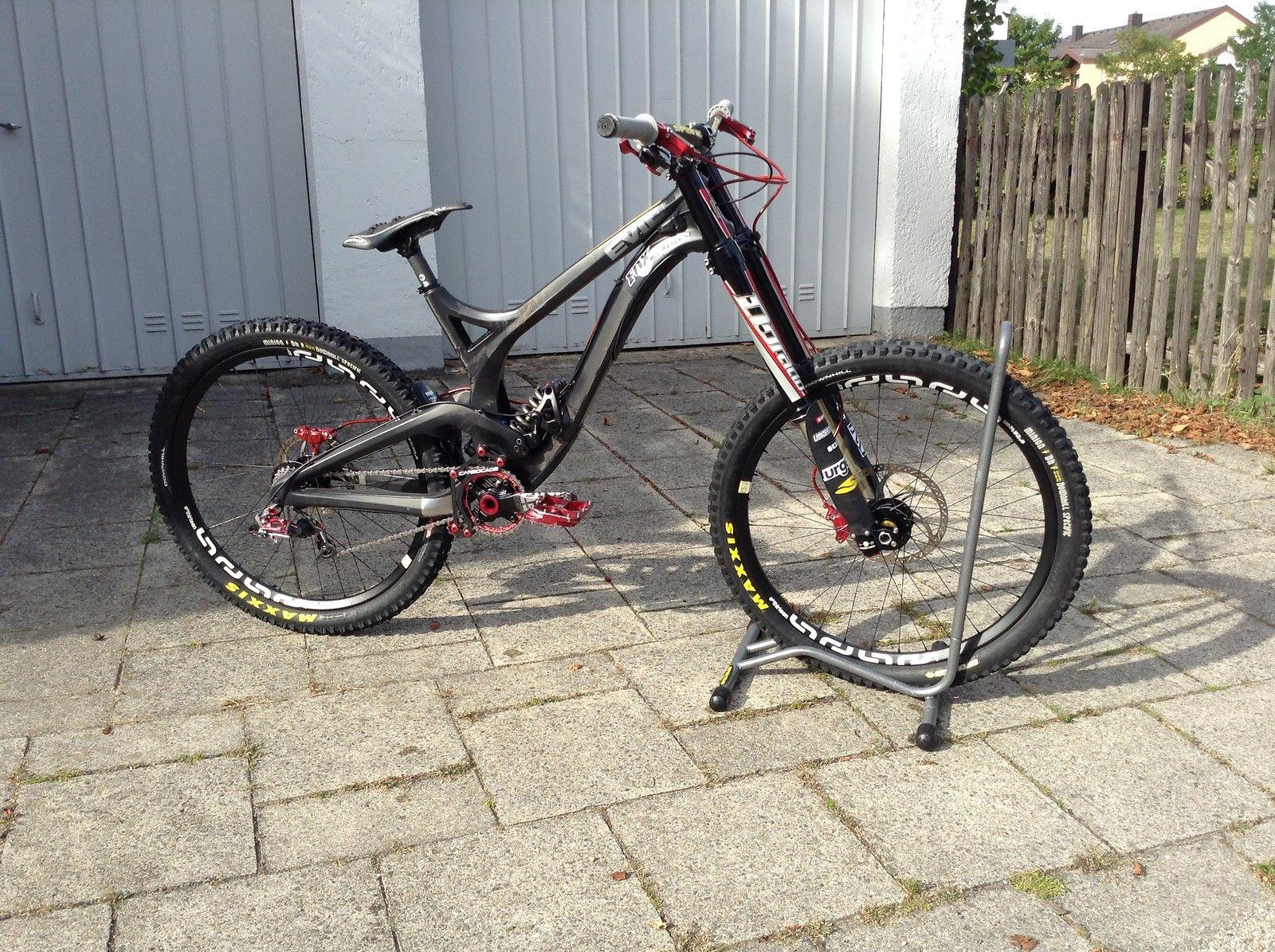 Evil Undead Carbon Gr M 2top Zustand Mountainbike Mountenbike Fahrrad