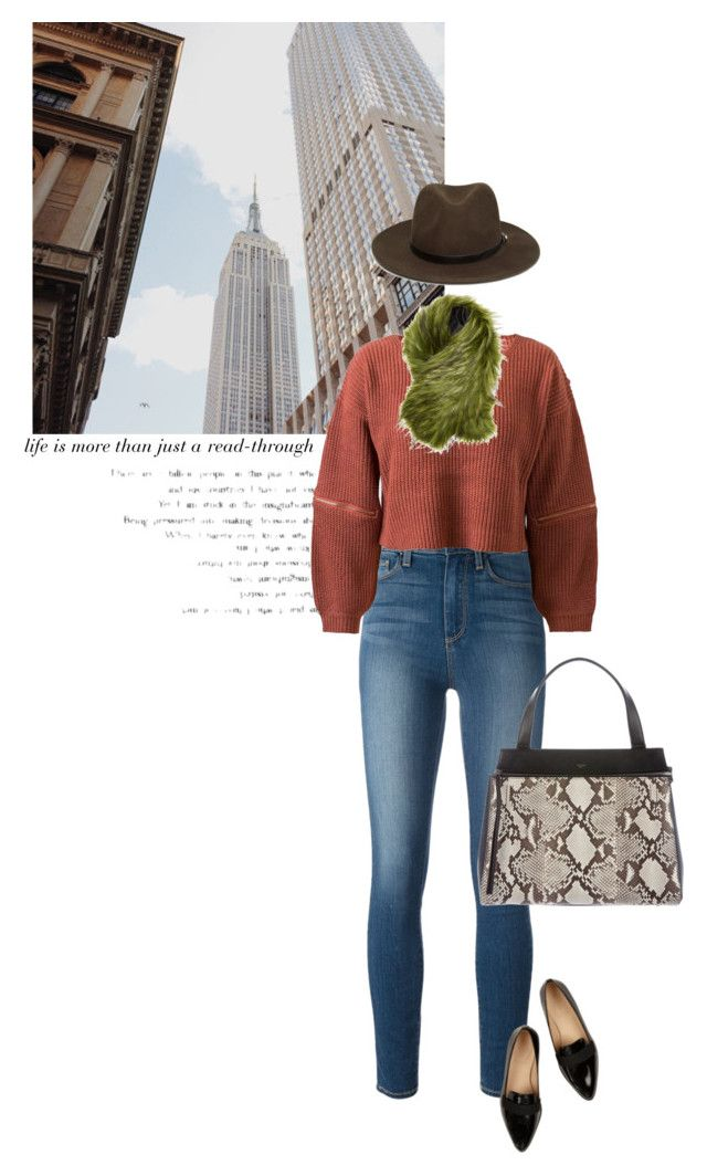 life is more than just a read-through by uncharged-batteries on Polyvore featuring polyvore fashion style WithChic Paige Denim J.Crew CÉLINE Charlotte Simone Forever 21 Chanel Prada clothing