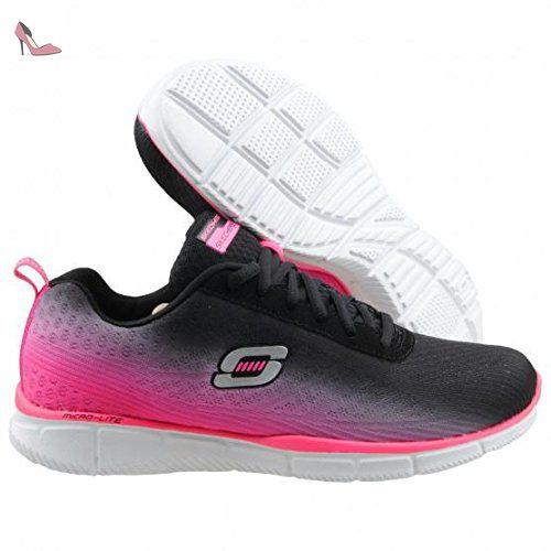 Skechers Perfect Pair Baskets Basses Neuf Taille