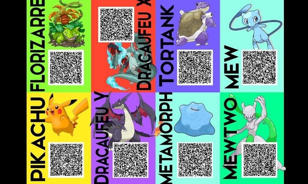 18++ Pokemon animal crossing qr codes images
