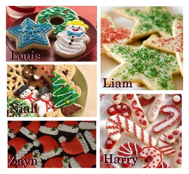 """""""Christmas Cookies"""" by fashion-princess1233 ❤ liked on Polyvore featuring art"""