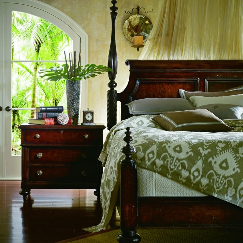 Pin by rick krocza on master br british colonial west for Colonial bedroom ideas