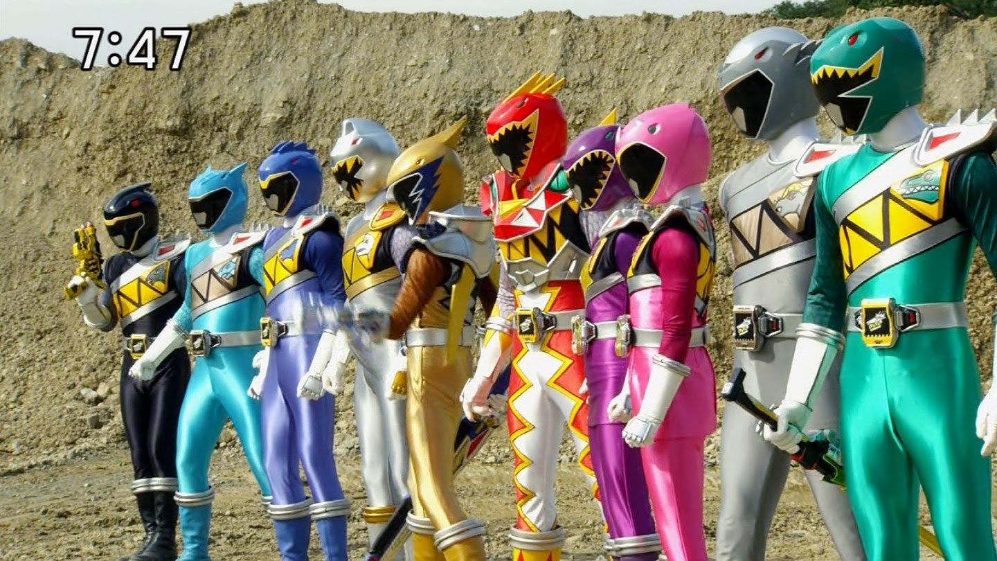 Power Rangers Dino Charge (Fanon Version)