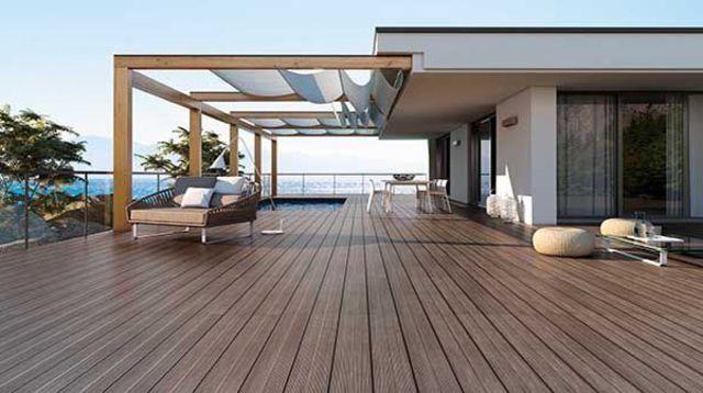 Sol Terrasse   Beaux Carrelages Pour Une Terrasse Design
