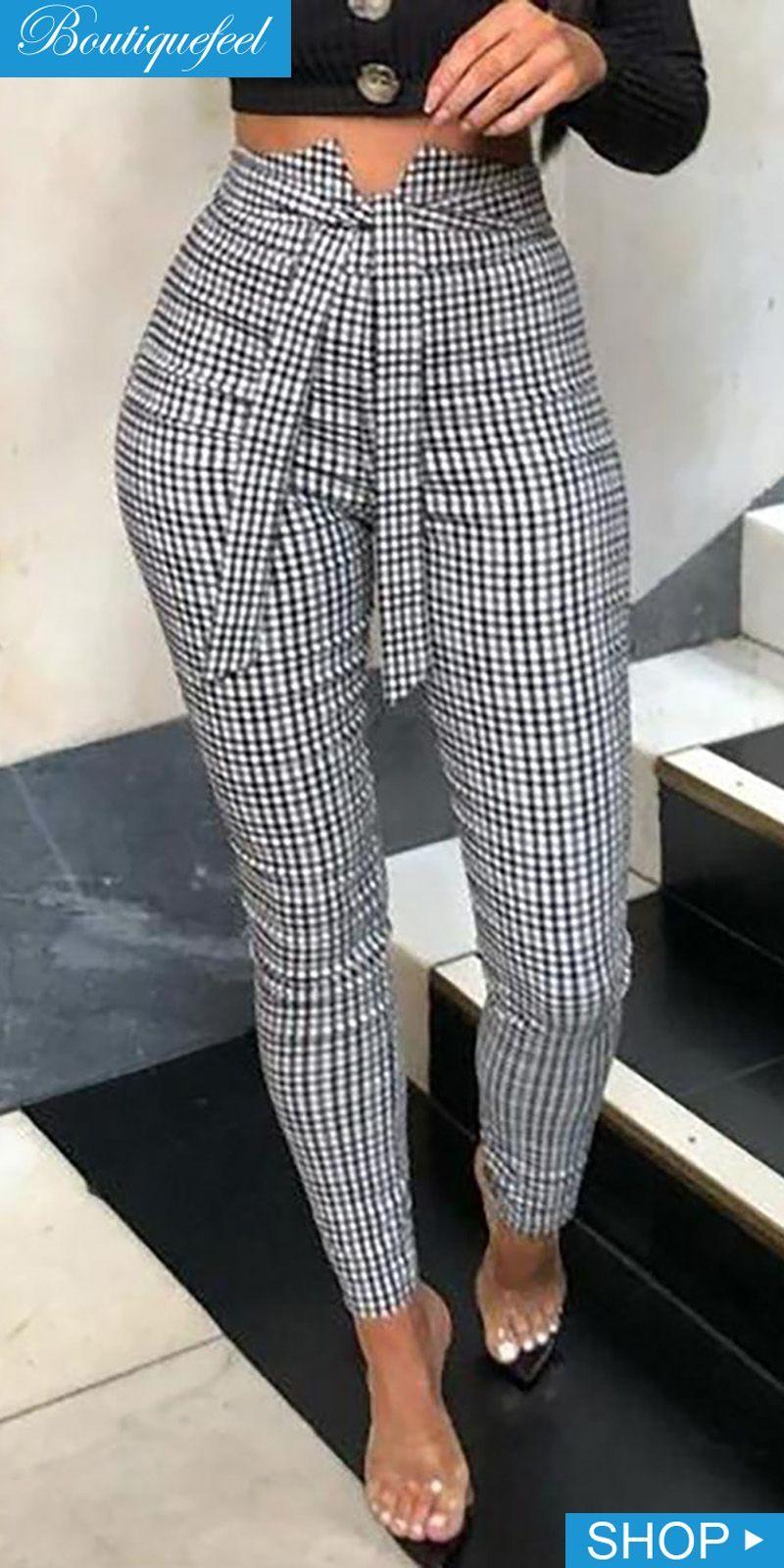 Colorblock Striped Cami Top Short Set Pantalones De Vestir Mujer Pantalones De Moda Pantalones De Moda Mujer