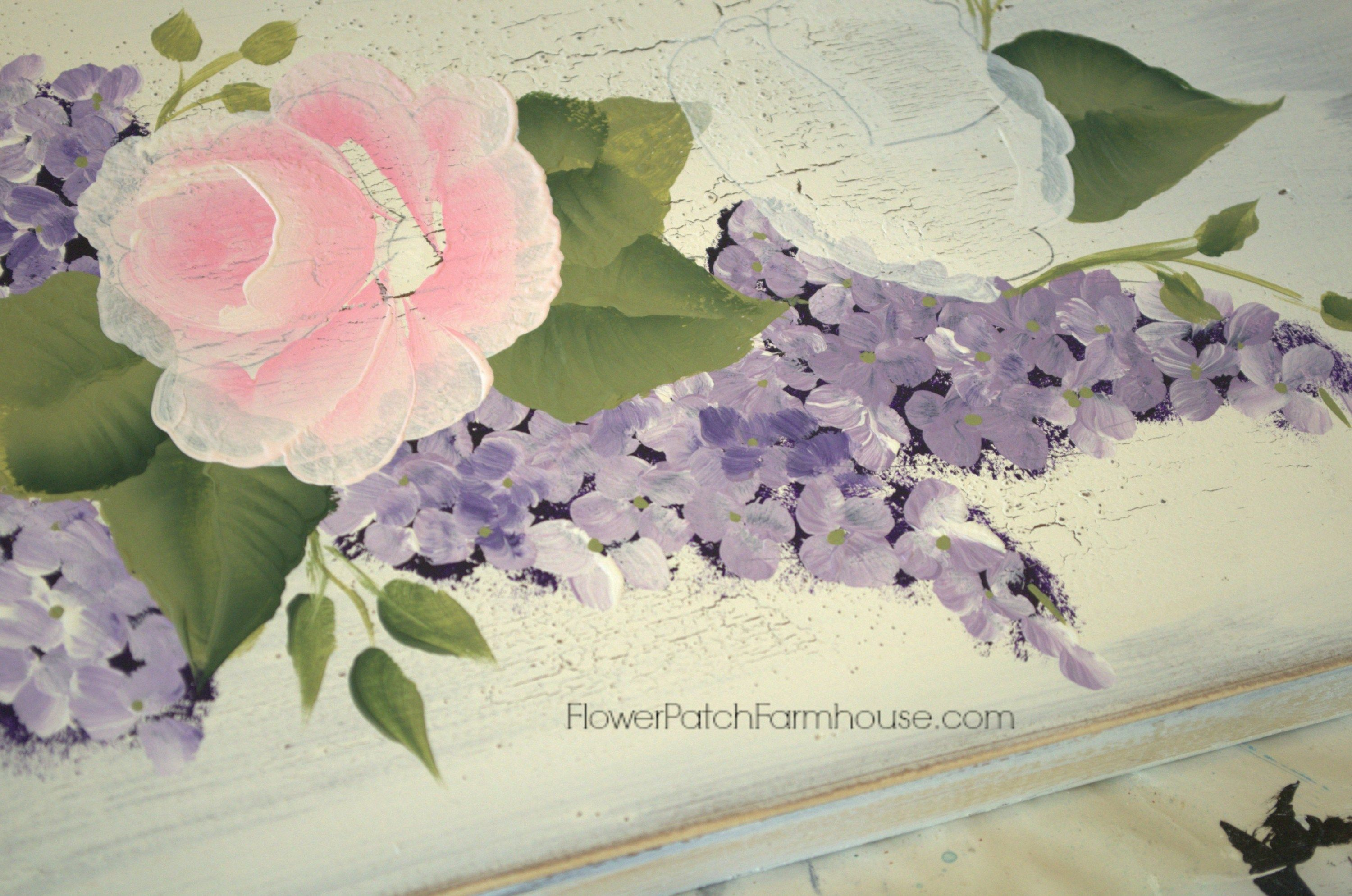 How to paint a beautiful rose in 3 minutes dhlflorist Image collections