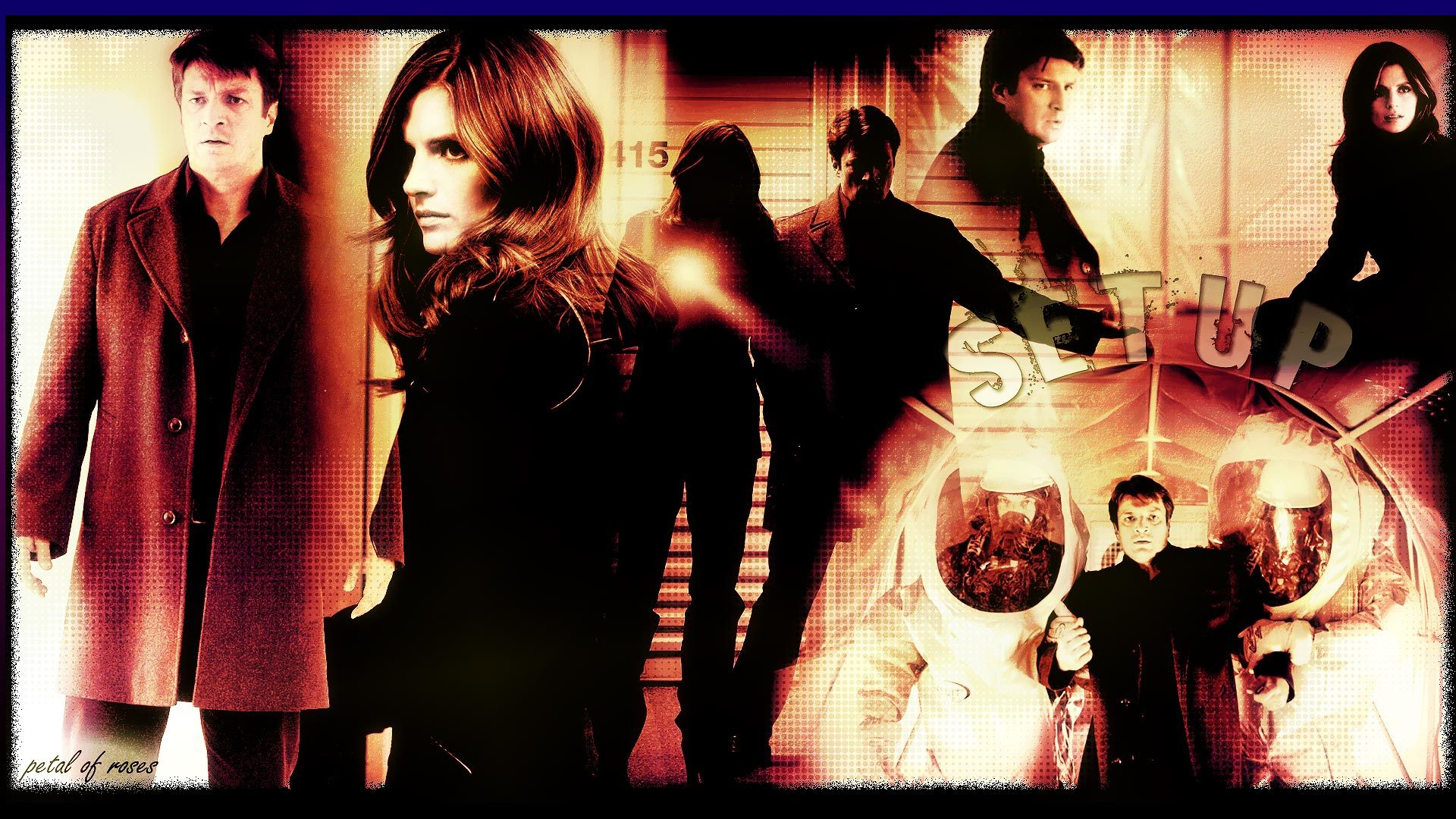 Castle Tv Awesome Wallpapers Scorpion Tv Show Wallpapers 10