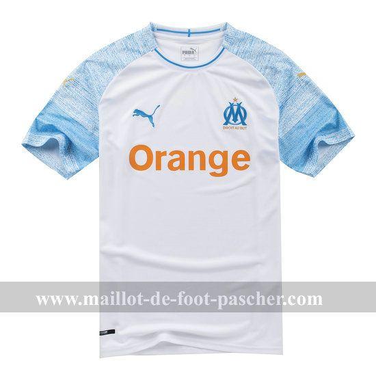 Olympique De Marseille domicile 2018-2019   Olympique De Marseille 27487e70b27c
