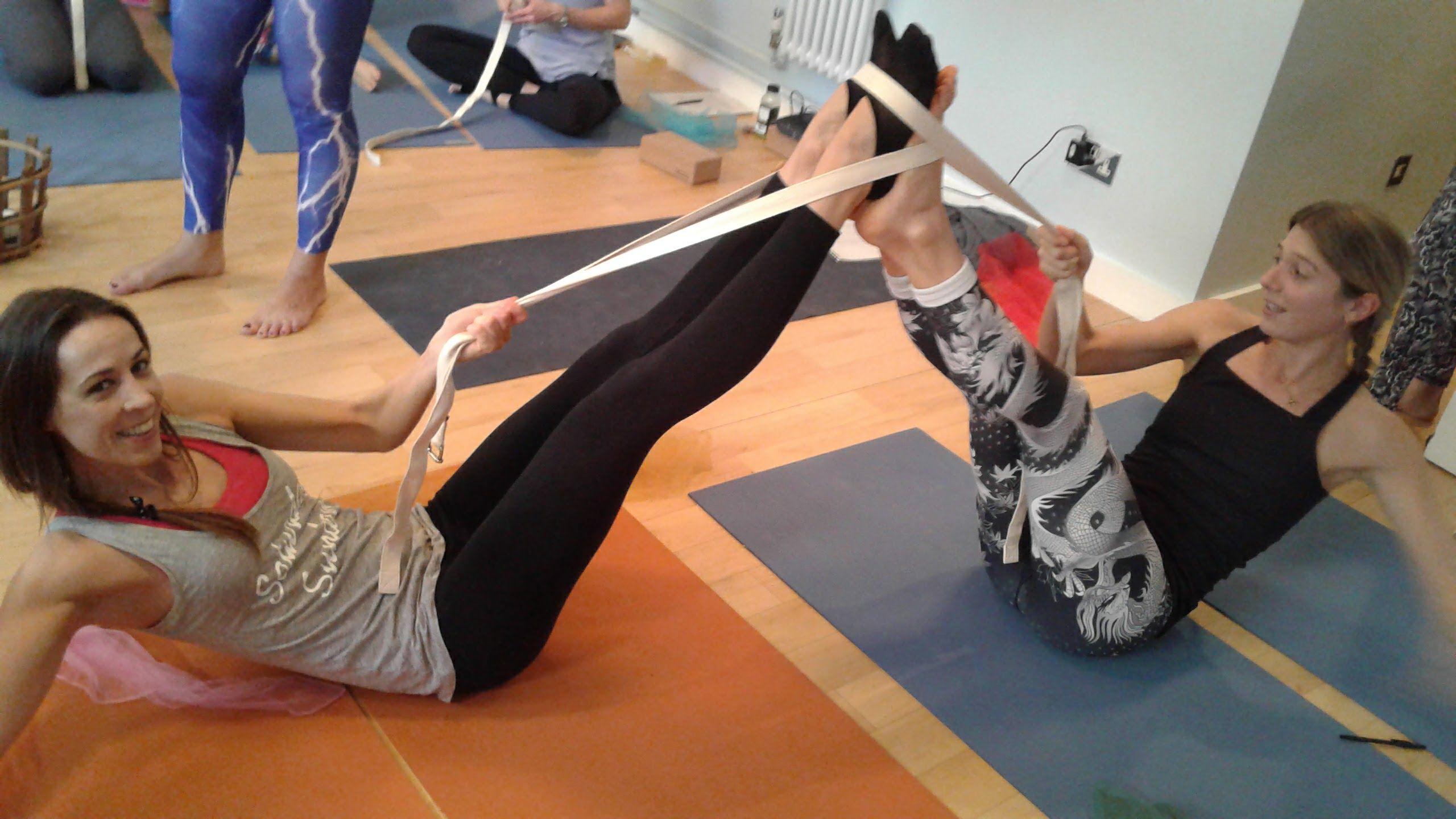 Kidding Around Yoga Teacher Training with Felice | Yoga ...