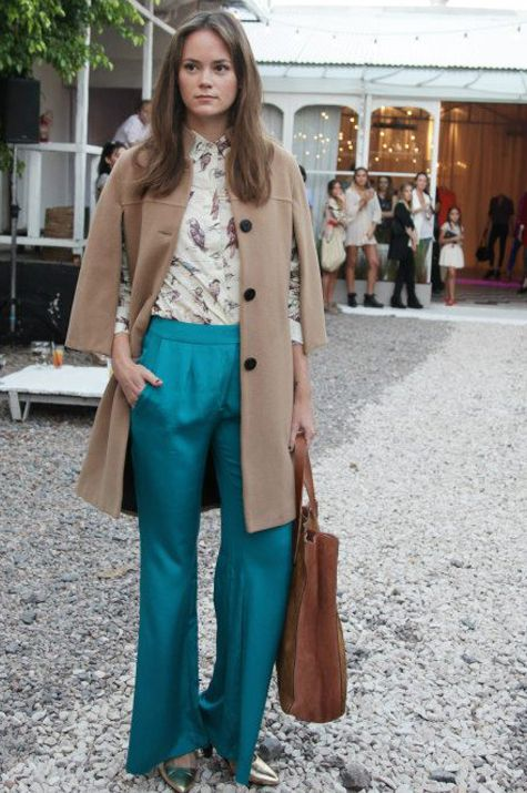 Paula Cahen D'Anvers f/w 2013