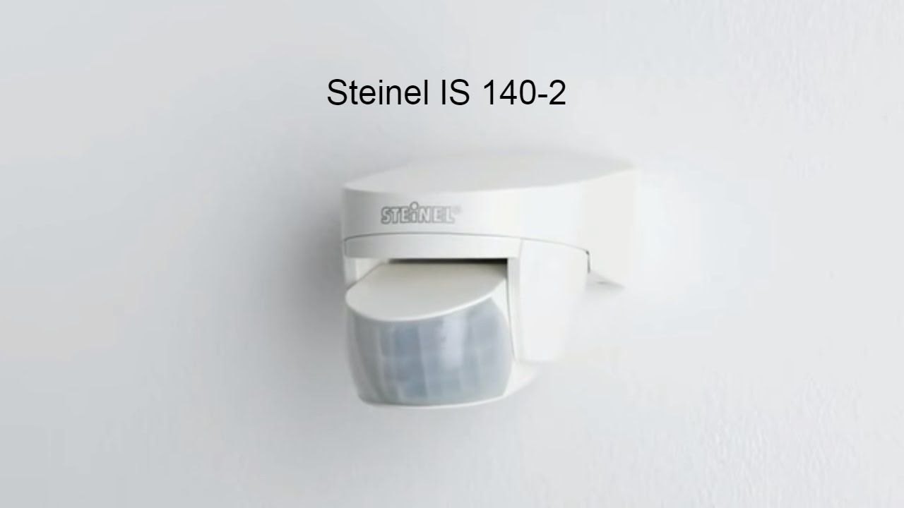 How To Install Motion Sensor Is 140 2 From Steinel Germany Also Wiring Lights Together With