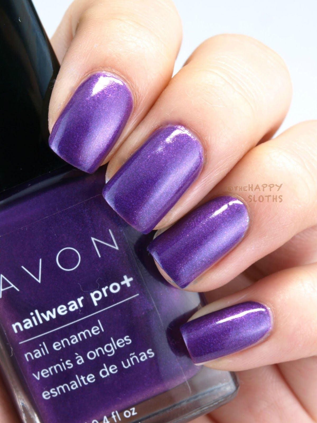 Electric Shades Collection Nailwear Pro+ Nail Enamel: Review and ...