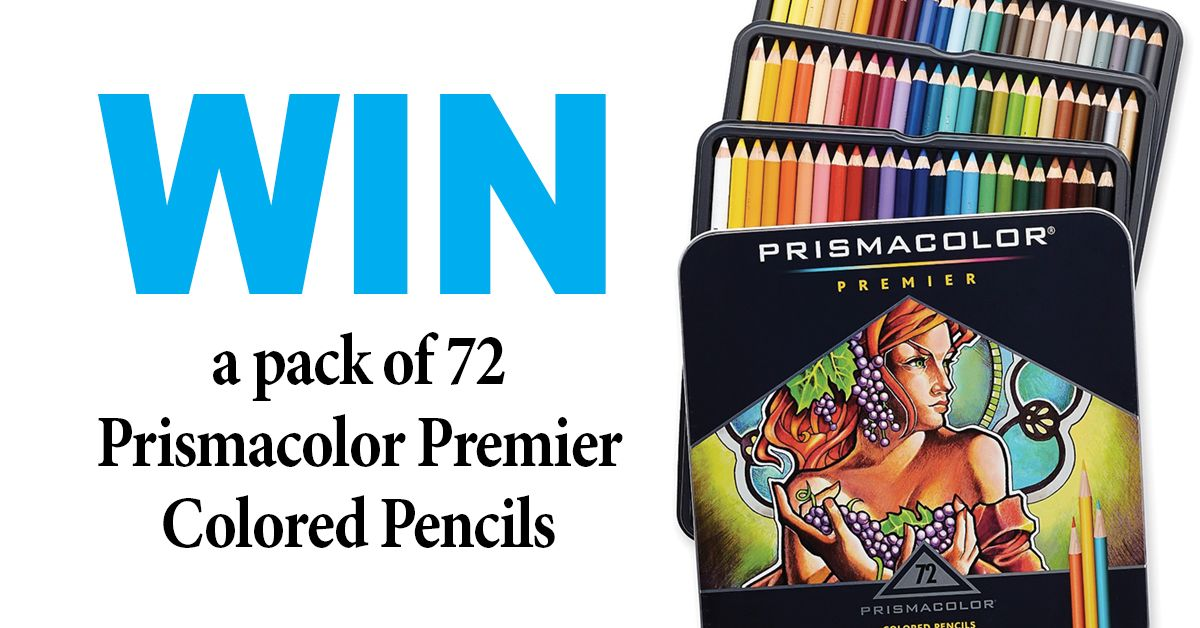 12 Days Of Creative Giveaways Prismacolor Colored Pencils