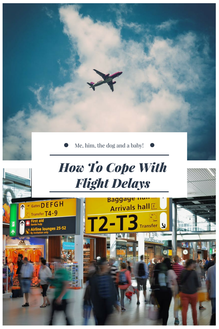 How to Cope with Flight Delays and Cancellations foto