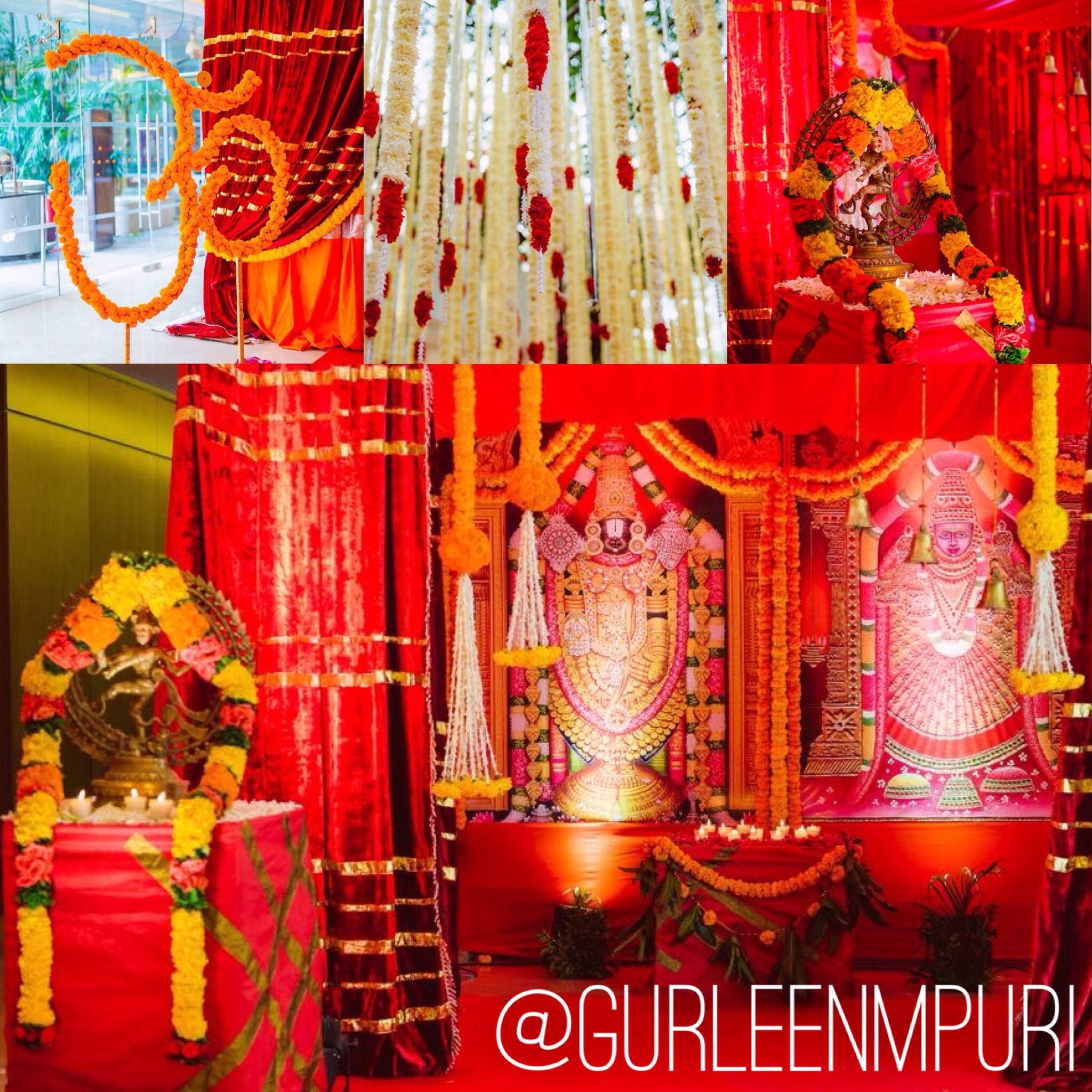 Decor ideas for traditional wedding  A lovely traditional wedding accented with modern touches