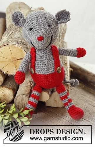 Craft Passions: Stuart Little# Free # crochet pattern link here ...