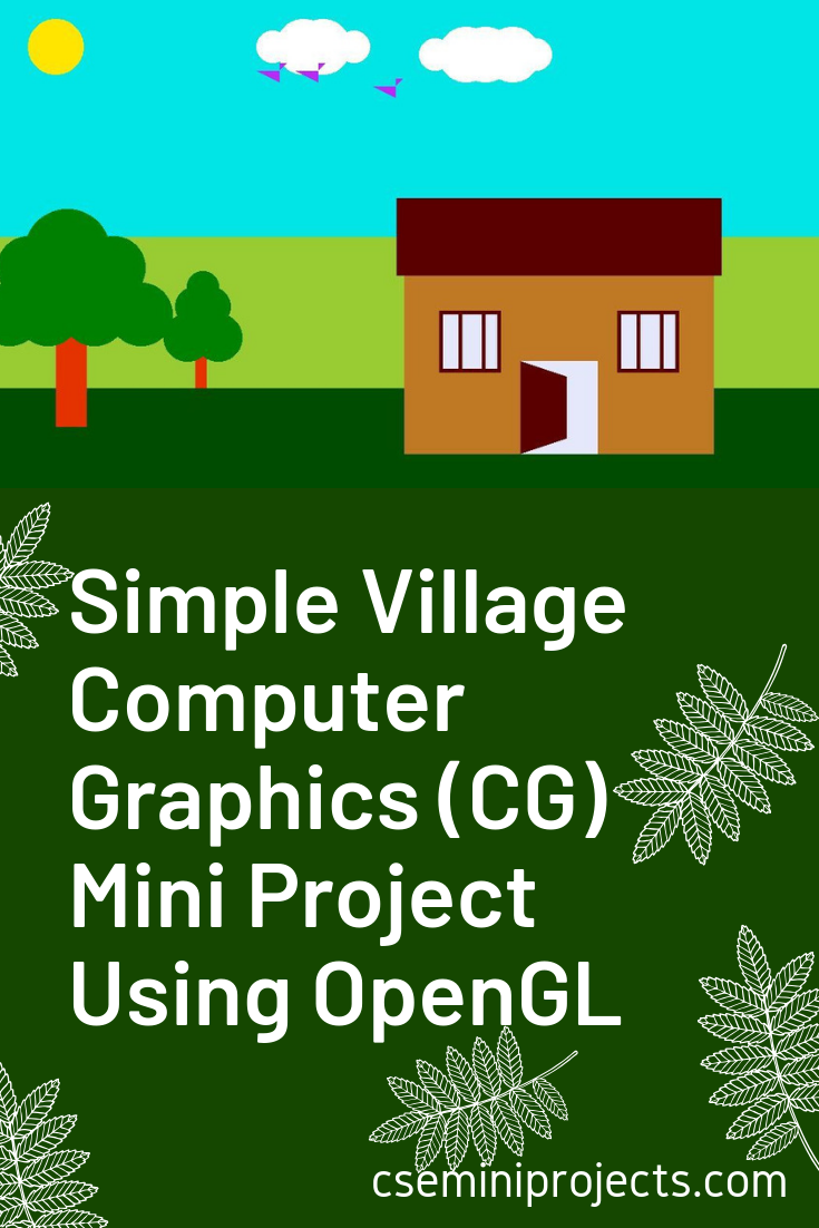 The simple village is a simple and good looking computer