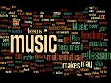 Wordle: Music blog