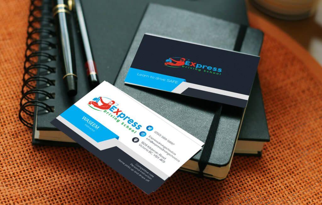 Web Design Visitenkarten Bilder Zusammen Mit Website Design