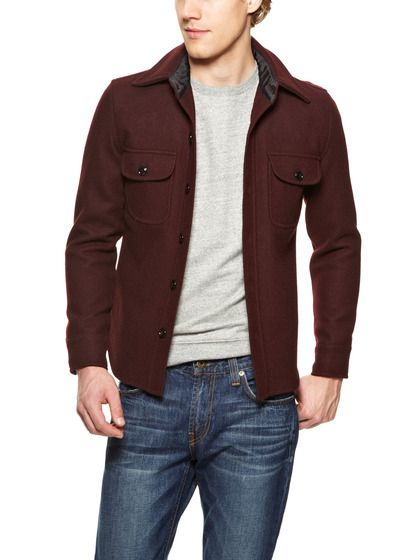Fidelity Sportswear CPO shirt jacket #shirtjacket (Có hình ...