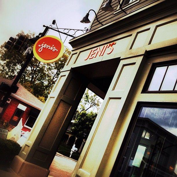 Ohio S Very Own Jeni S Splendid Ice Cream Columbus Ohio Restaurants City Of Columbus Powell Ohio