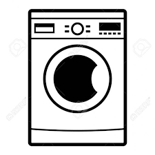 11++ Washing machine clipart black and white ideas in 2021