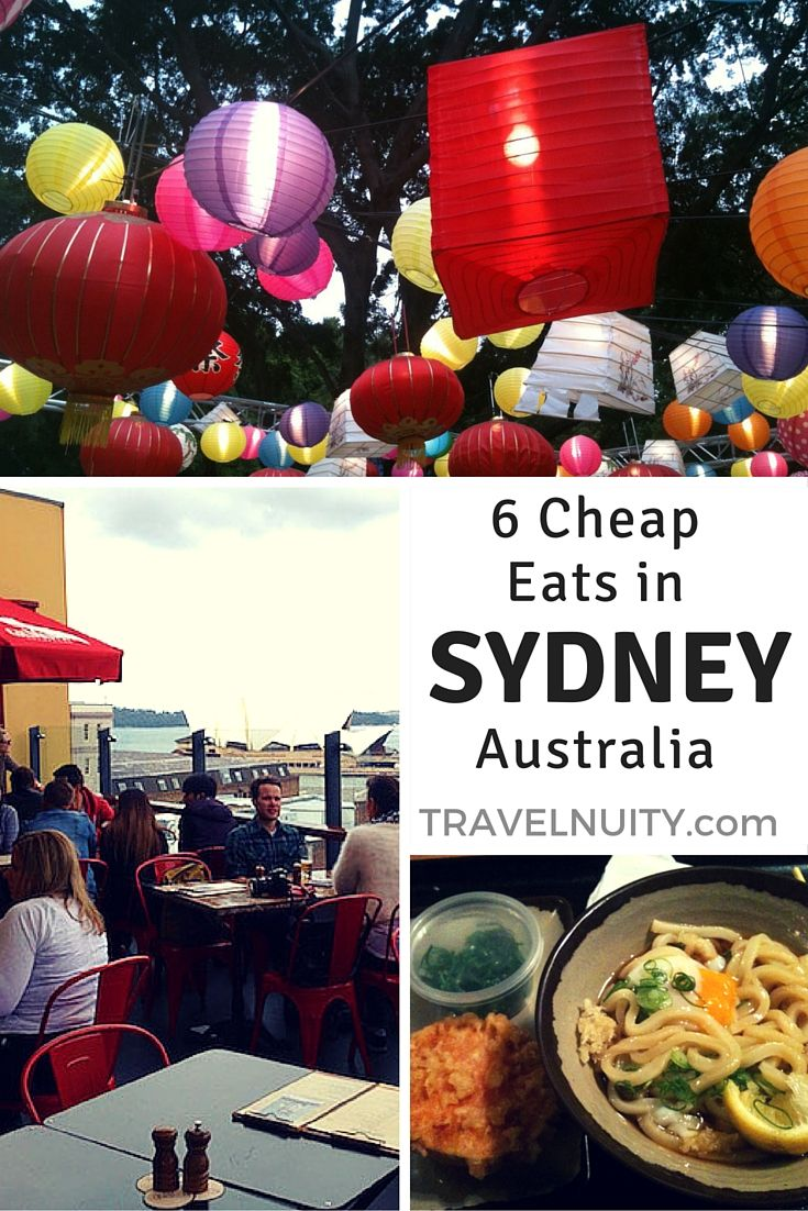 Cheap Places To Eat And Drink In Sydney At Night