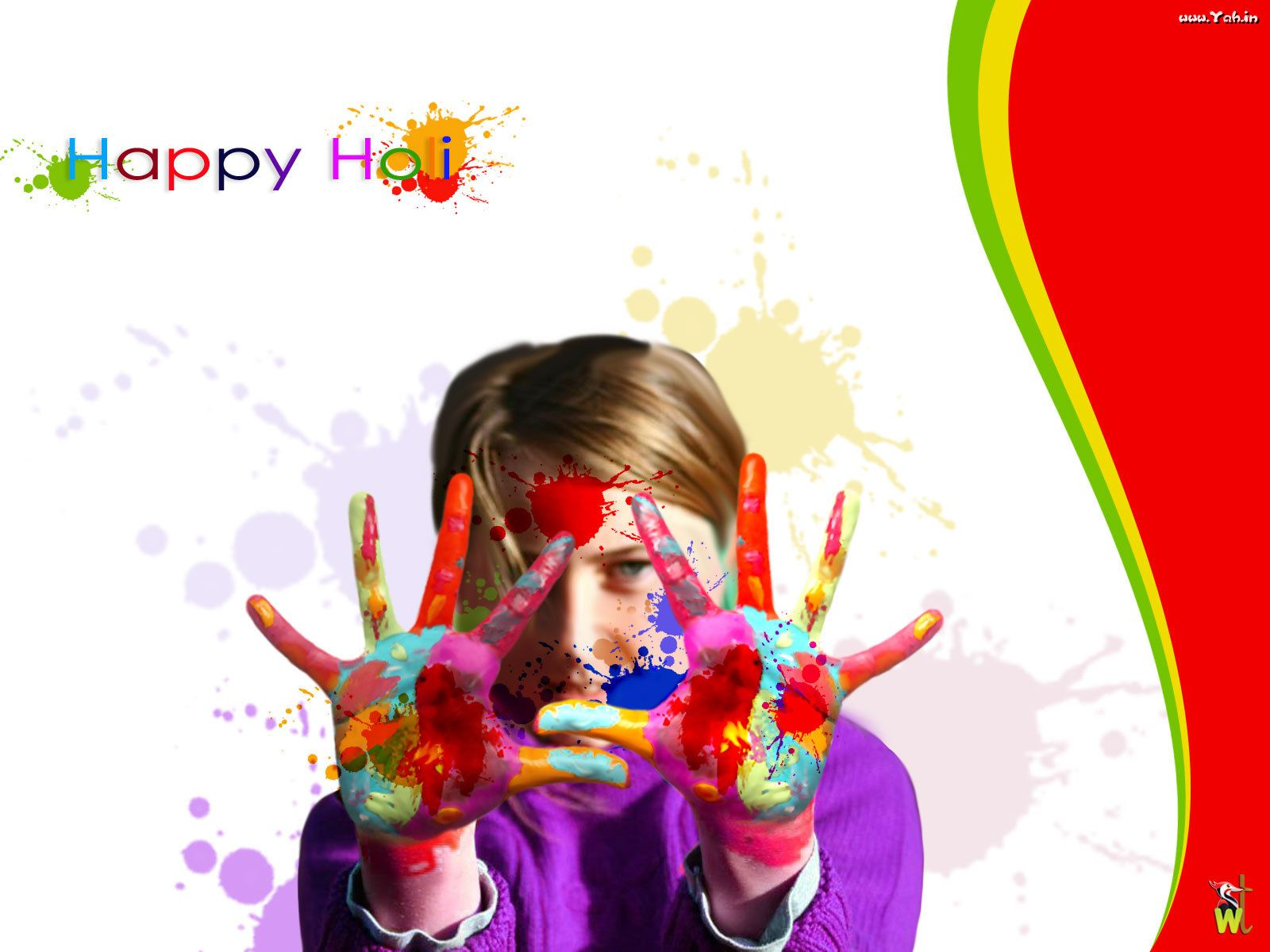Download Latest HD Holi Wallpaper Free | Holi and Holi 2014