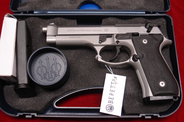 Pin on BERETTA 92FS 9mm