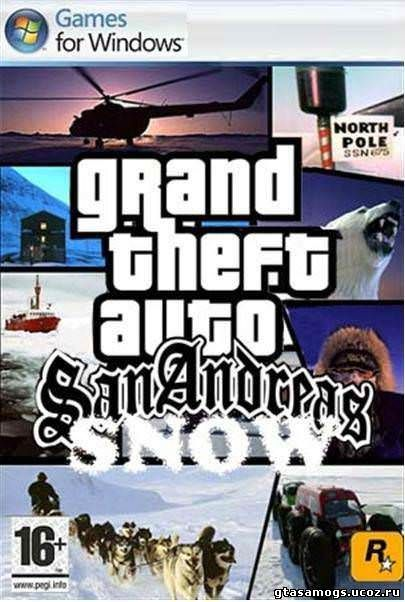 Gta San Andreas Snow Ripped Pc Game Free Download 796 Mb San