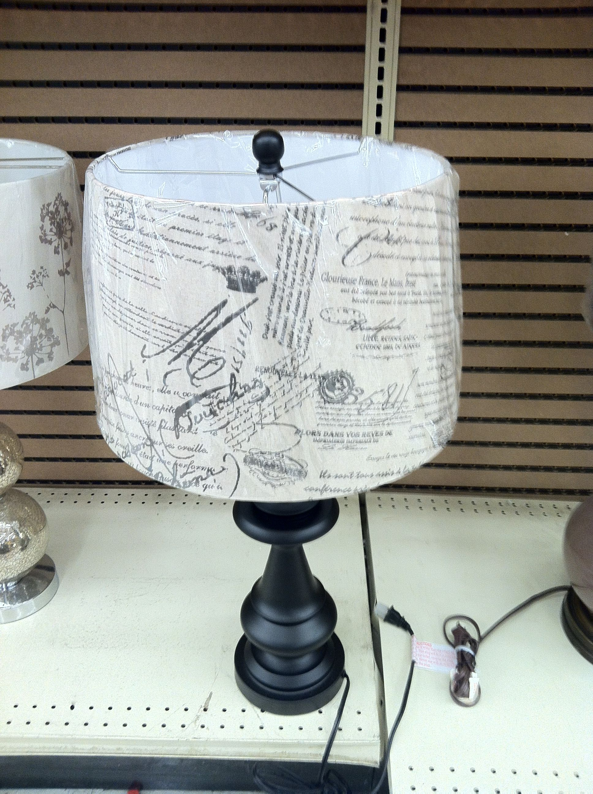 3 30 Lamp Big Lots Lamp Home Furnishings Lamp Shade