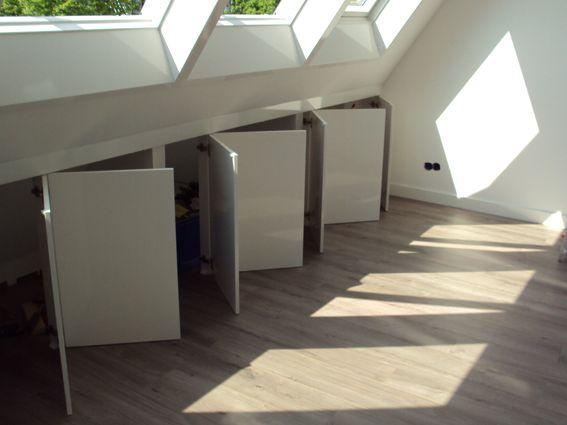 kastenwand dakkapel | zolder inspiratie | pinterest | attic, lofts, Deco ideeën