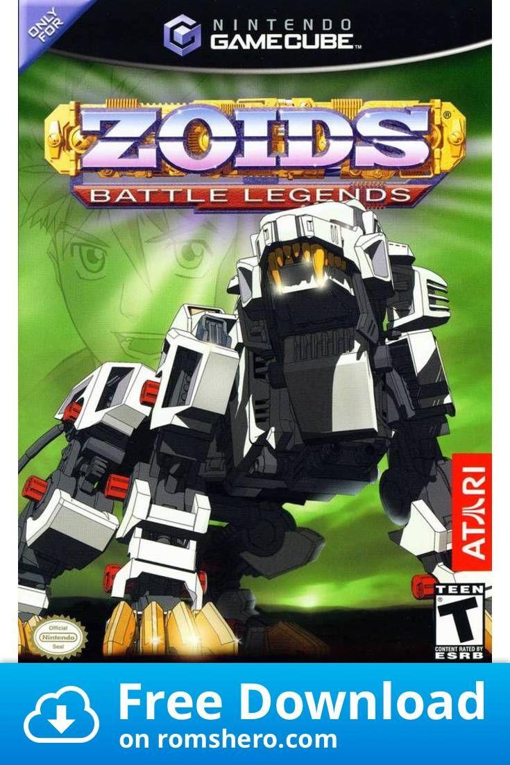 Download Zoids Battle Legends GameCube ROM in 2020