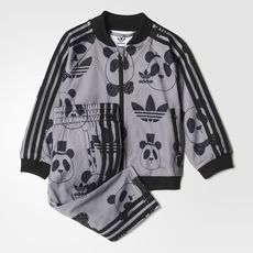 adidas Mini Rodini Track Suit | Girls tracksuit, Kids