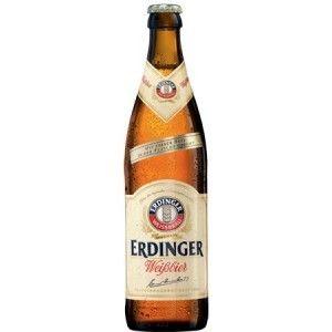 19 94 Cerveza Erdinger Weissbier Caja 12 Botellas 500ml