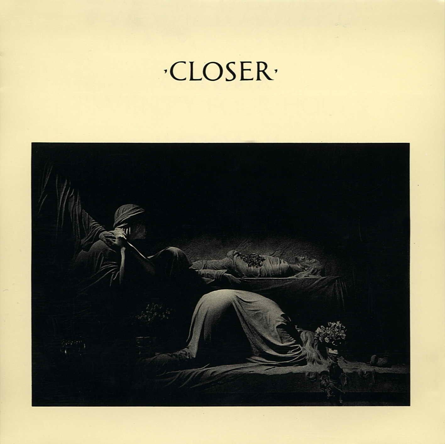 Contemporary Designers Joy Division Closer Joy Division