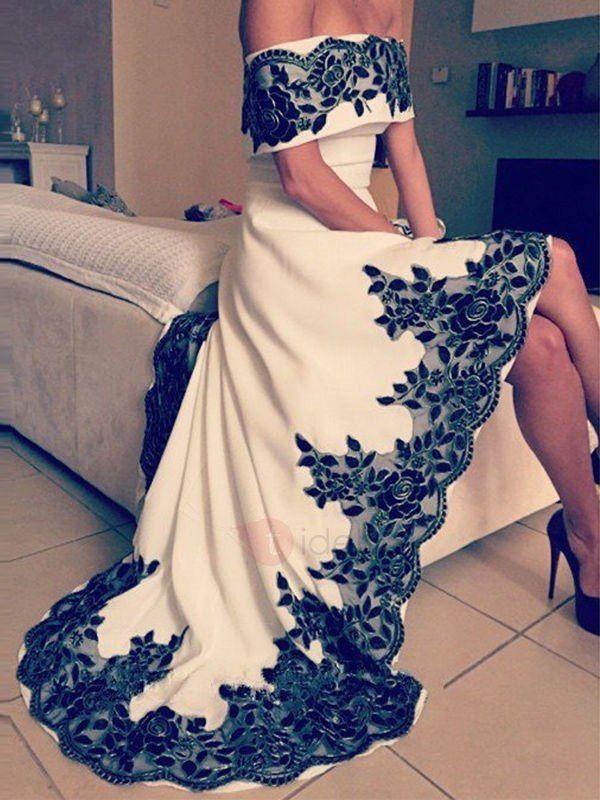 Tidebuy.com bietet hohe Qualität Schulterfrei Abendkleider mit ...