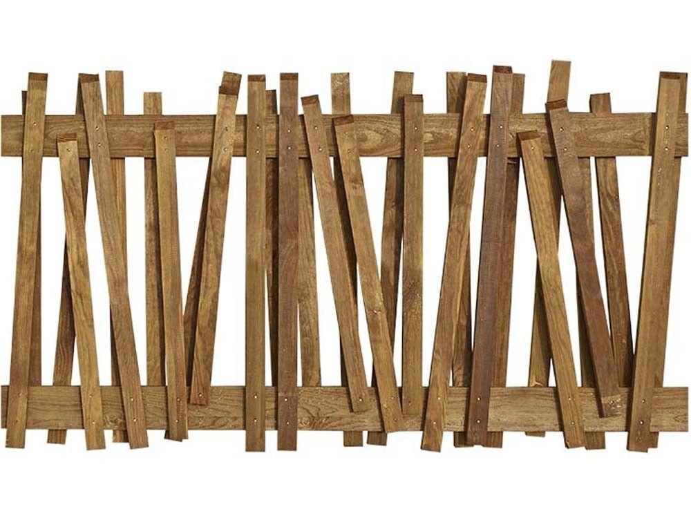Clôture bois Papyrus   Jardin   Pinterest   Clôture en bois ...
