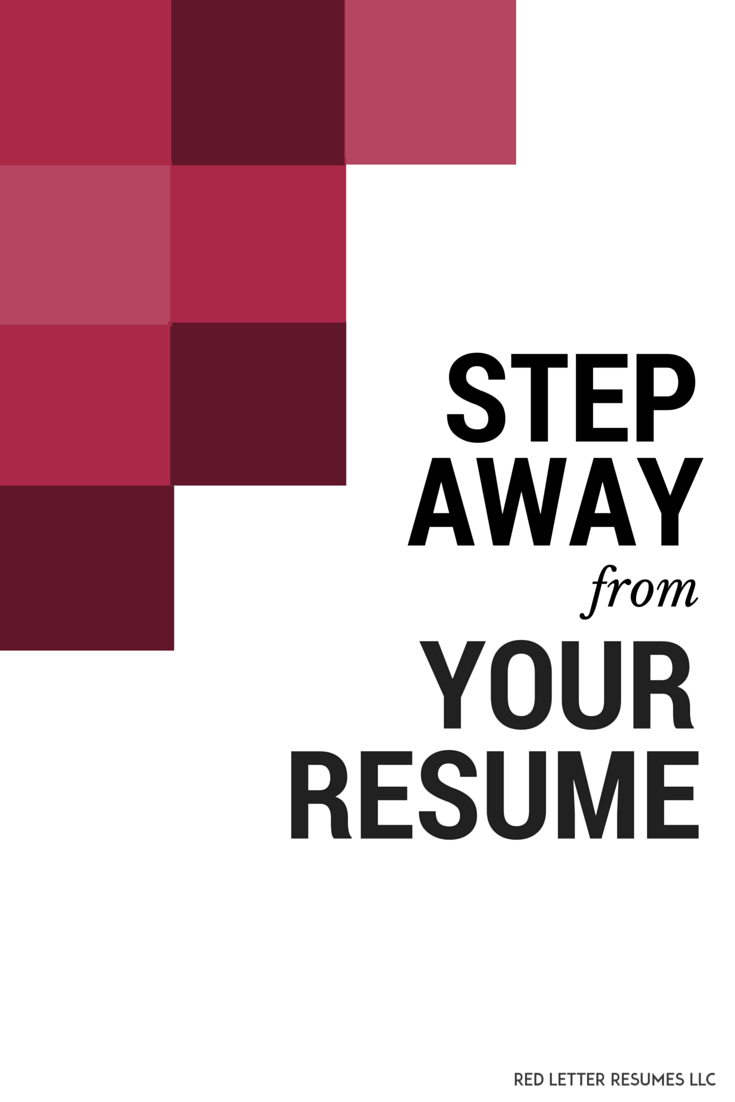 Is your attachment to your work history ruining your resume? And ...