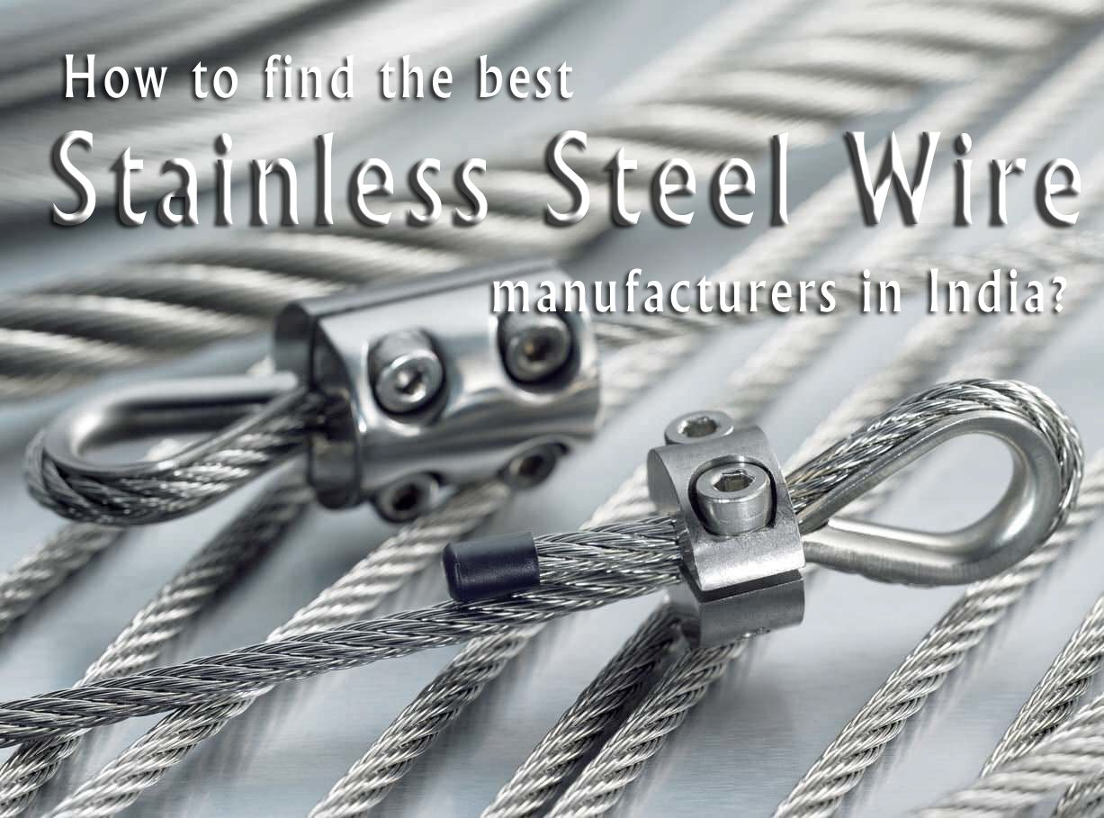 Are you interested in the business pertaining to Stainless Steel  industry? read more on http://kompass-directory.blogspot.in/2014/01/how-to-find-best-stainless-steel-wire.html