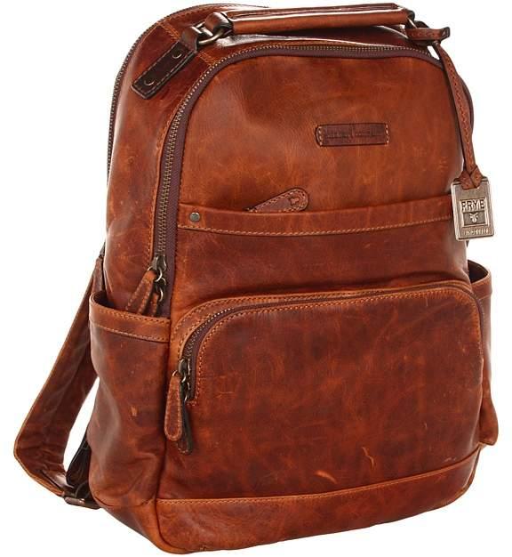 Nesitu High Quality Brown Vintage Genuine Leather Women Backpack Real Skin Men Backpacks Women Travel Bags #m2115 Backpacks