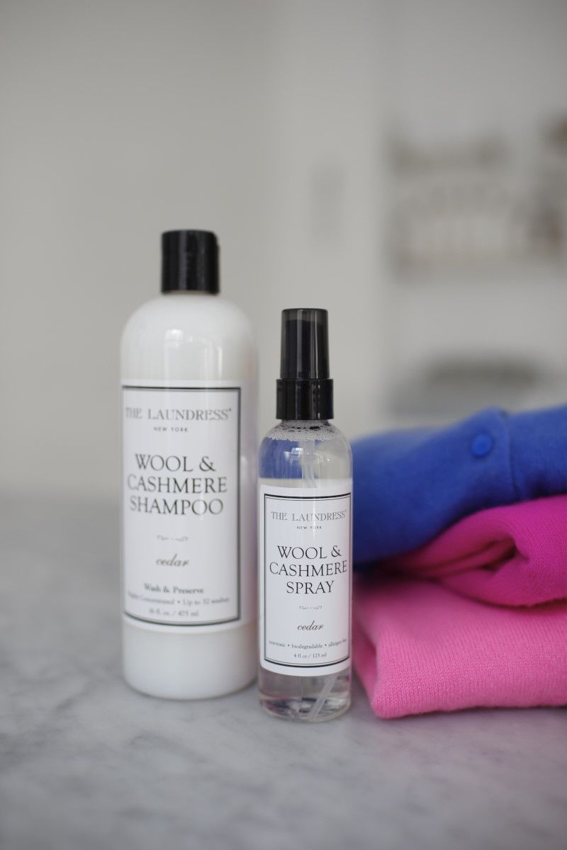 Wool & Cashmere Shampoo 16 fl oz Cleaning, Cleaning