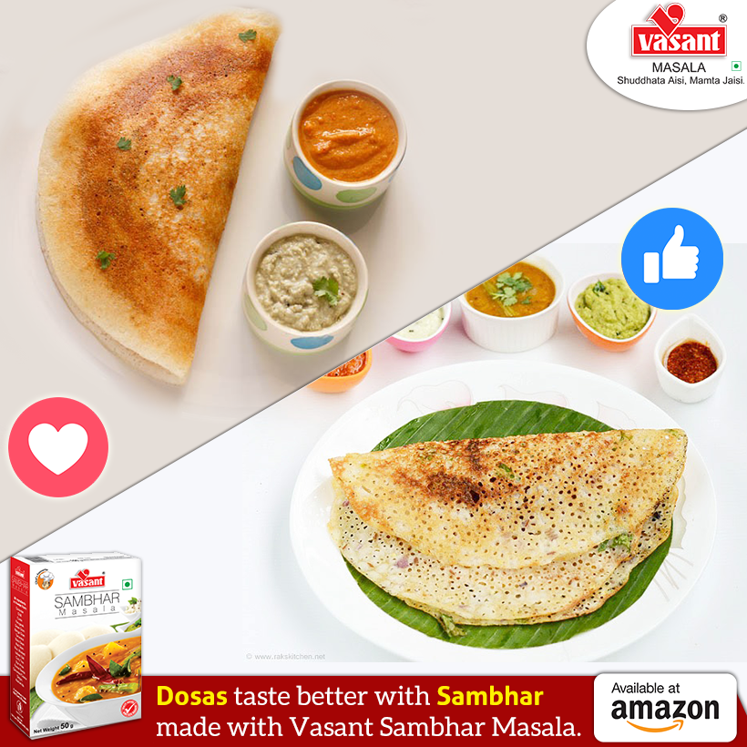 Saturday Food vs  Food quiz is here! Which Dosa do you love