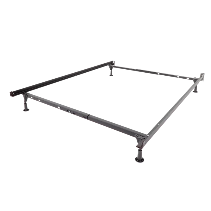 Giancarlo Twin Full Queen Bed Frame, Wayfair Metal Bed Frames Queen
