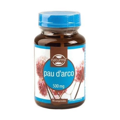Pau D´arco 500mg 90 comprimidos Naturmil
