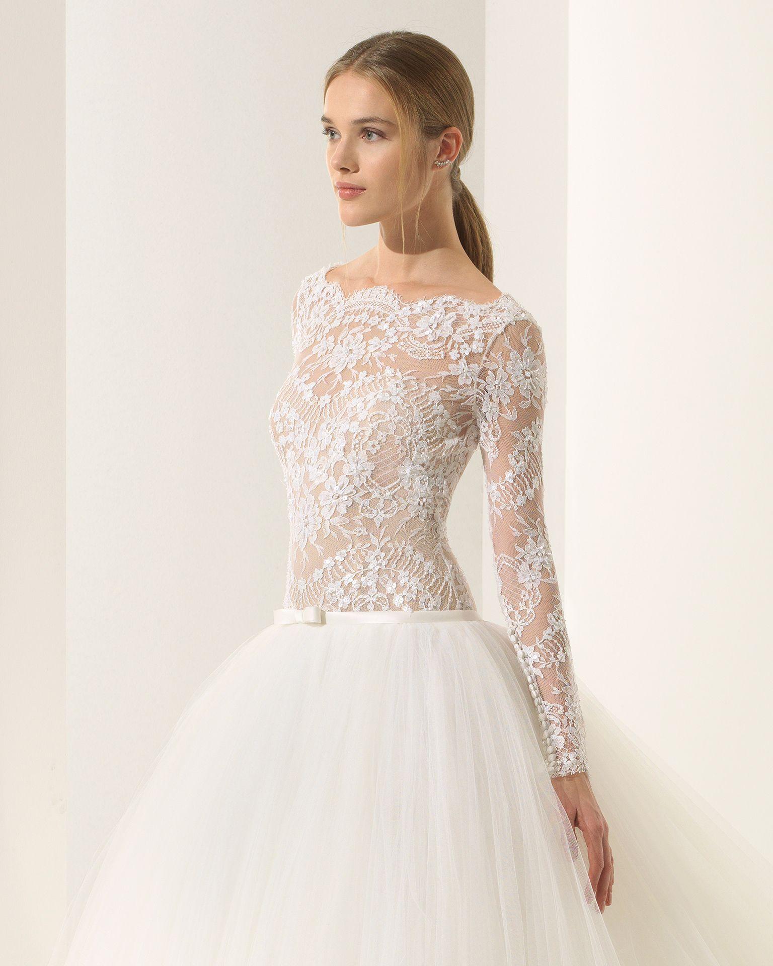 PARAISO - Hochzeit 2018. Kollektion Rosa Clará Couture | Princess ...